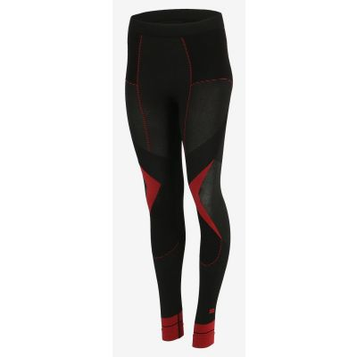 Leginsy thermo plus Julita grey red