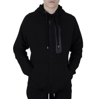 Bluza Superior Athletic Zip Black