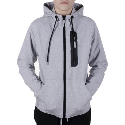 Bluza Superior Athletic Zip Grey