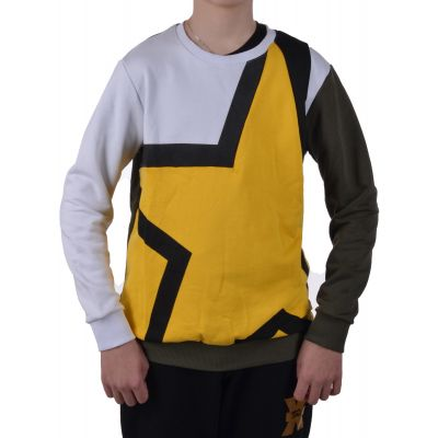 Bluza Superior Athetic Crewneck Yellow/Green