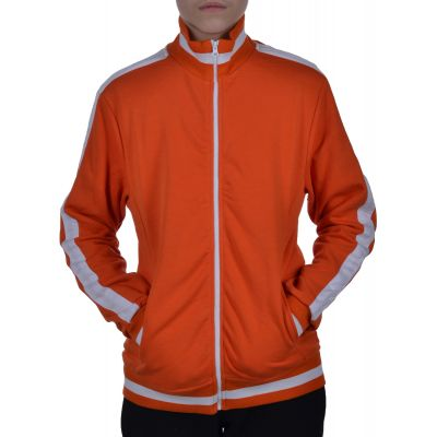 Bluza Sportowa Superior Suwak Orange