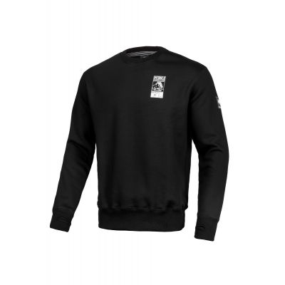 Bluza PITBULL Crewneck Master of Boxing Black