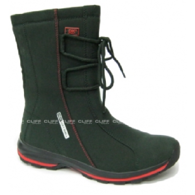 BUTY D DK SNOWBEST BLK/RED