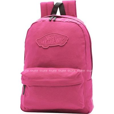 PLECAK VANS REALM BACKPACK CAMELLIA ROSE