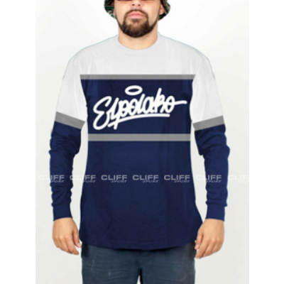LONGSLEEVE EL POLAKO COLORS CUT