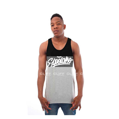 TANK TOP EL POLAKO 3 COLOR WRITTEN