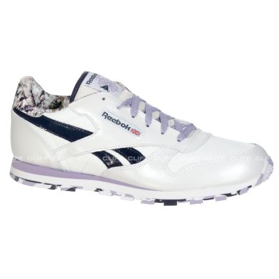 BUTY REEBOK CL LEATHER GIRL SQU