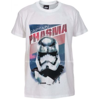 KOSZULKA STAR WARS CAPTAIN PHASMA