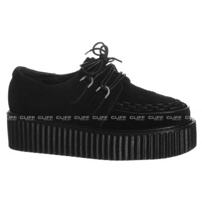 BUTY SMITHS CREEPERS BLACK