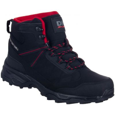 Buty Jasper black red blk/red
