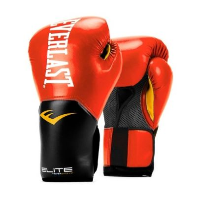 Rękawice Bokserskie EVERLAST PRO STYLE ELITE 2 RED 12 OZ