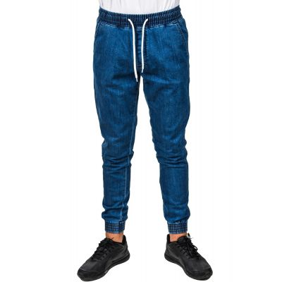 Spodnie BOR JOGGER FIT Light Jeans