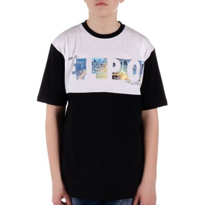 EP T-SHIRT ELPO CUT CITY CZARNY
