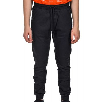 Spodnie Jogger EL POLAKO Slim Throwtag Black