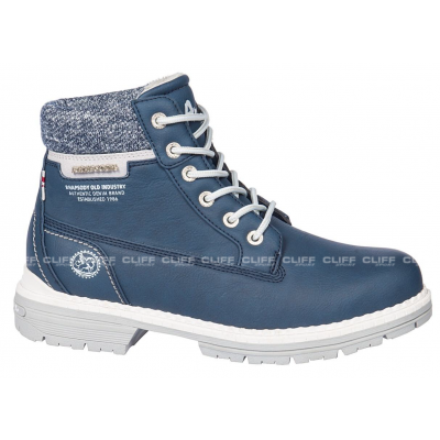 BUTY AMERICAN CLUB WINTER NAVY