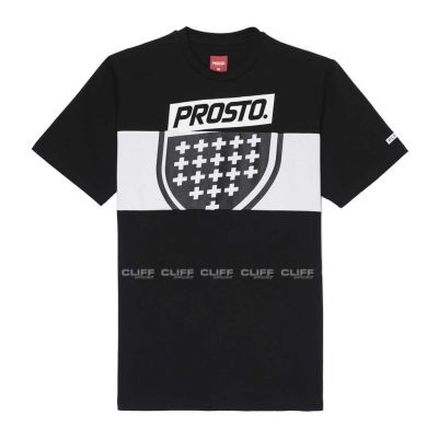 KOSZULKA PROSTO LAYER SHIELD BLACK