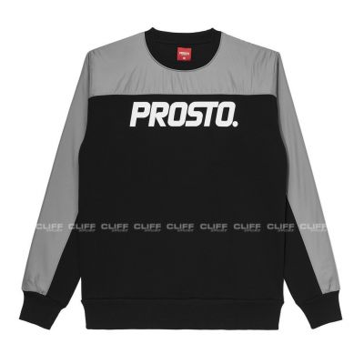 BLUZA M PROSTO TOBER NIGHT BLACK