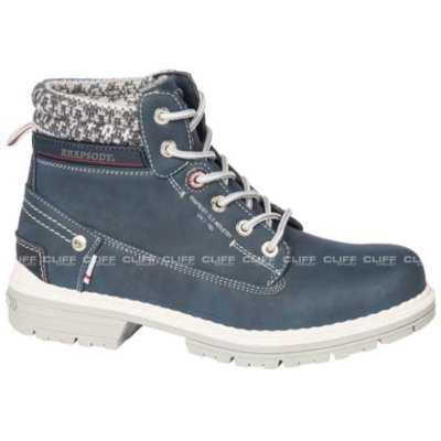 BUTY AMERICAN CLUB WINTER W NAVY M788