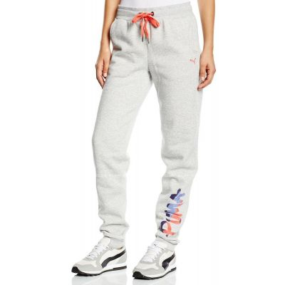 SPODNIE PUMA FUN SWEAT PANTS FL W