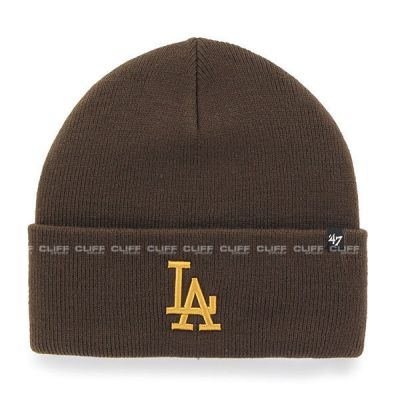 CZAPKA 47 BRAND KNIT LOS ANGELES DODGERS