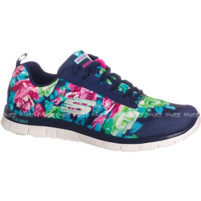 BUTY D SKECHERS FLEX APPEAL WILDFLOWERS