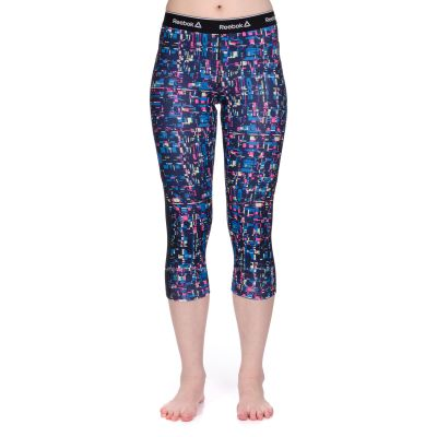 SPODNIE REEBOK GIRLS URBAN PLAYGROUND CAPRI