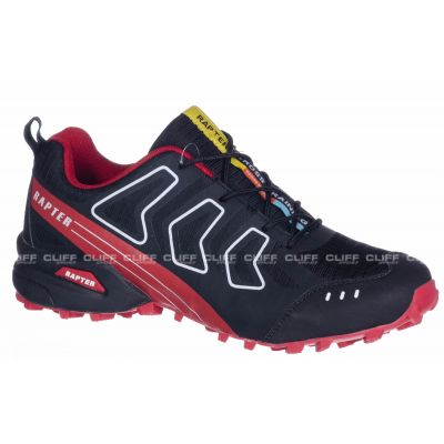 BUTY RAPTER CROSS BLACK RED