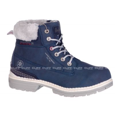 BUTY AMERICAN CLUB WINTER W NAVY M787