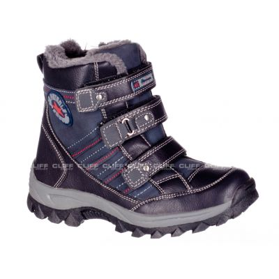 BUTY AMERICAN CLUB WINTER NAVY M806