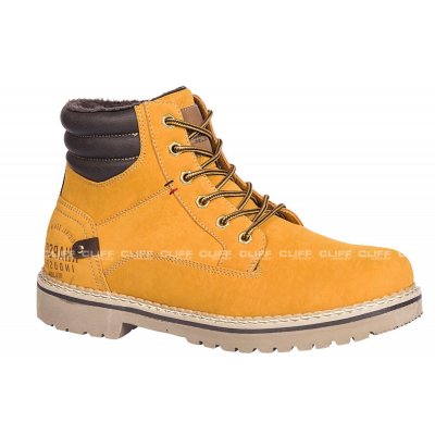 BUTY AMERICAN CLUB WINTER CAMEL