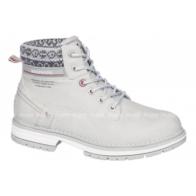 BUTY AMERICAN CLUB WINTER W LIGHT GREY