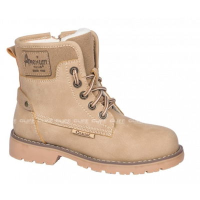 BUTY AMERICAN CLUB WINTRY II LIGHT BEIGE