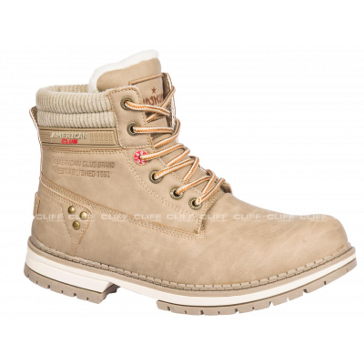 BUTY AMERICAN CLUB WINTER II BEIGE