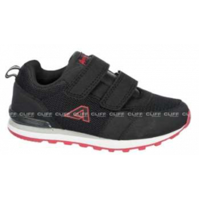 BUTY AMERICAN CLUB KIDS 10 BLACK
