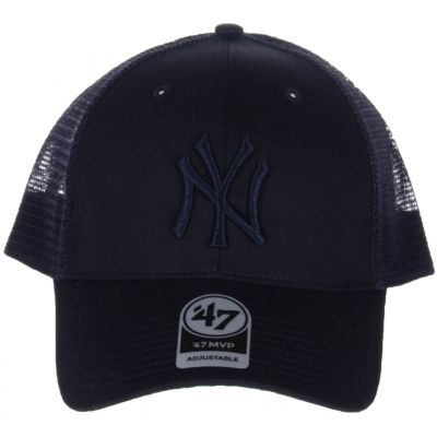Czapka trucker New York Yankees - granat