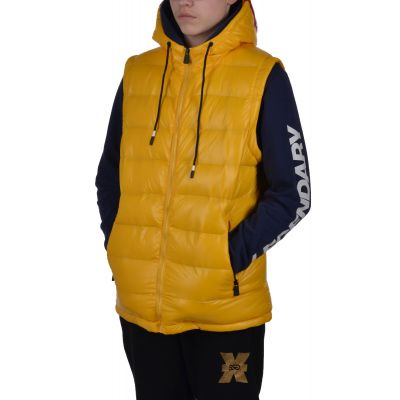 Bezrękawnik Superior basic James Yellow