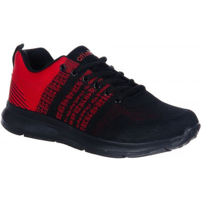 Buty Atletico black red ATL04