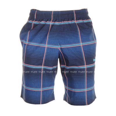 SPODENKI REEBOK M ELEMENTS PLAID SHORT