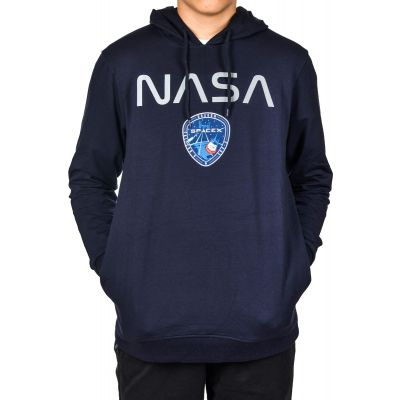 Bluza Kangurka NASA Club Ju Navy