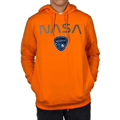 Bluza Kangurka NASA Club Ju Orange