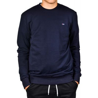 Bluza CLUB JU Crew Neck Navy