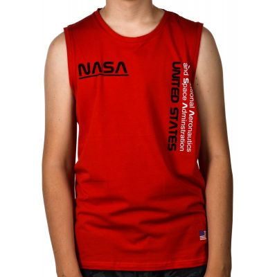 Tank Top Club Ju Red