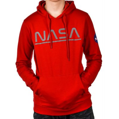 Bluza Męska Nasa Red