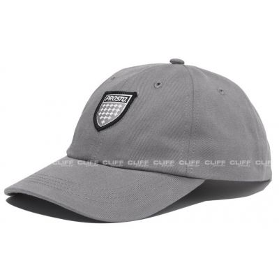 Czapka 6 panel shield grey