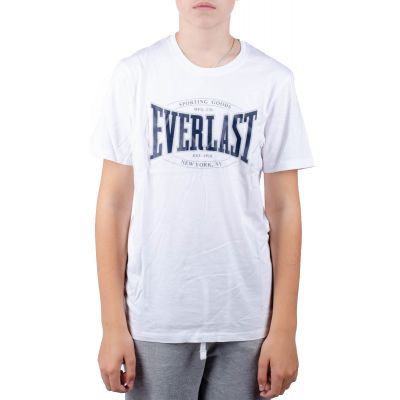 Koszulka Everlast with print white