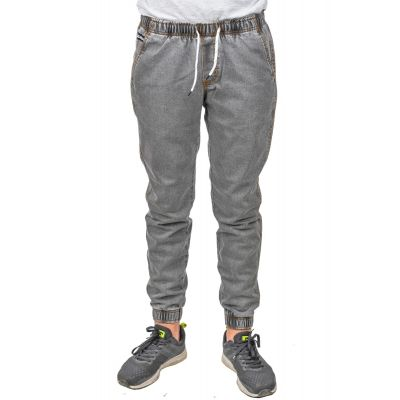 Spodnie Jogger Jigga Crown Grey