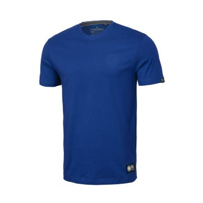Koszulka PIT BULL No Logo Royal Blue