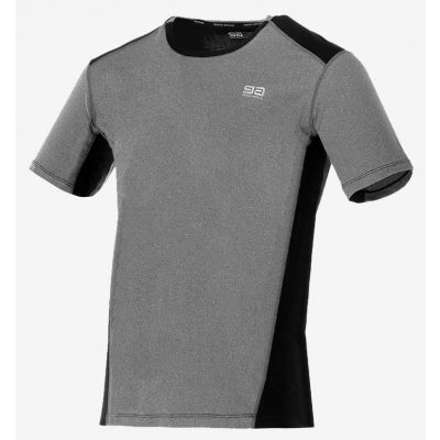 Koszulka men Gatta runner grey black