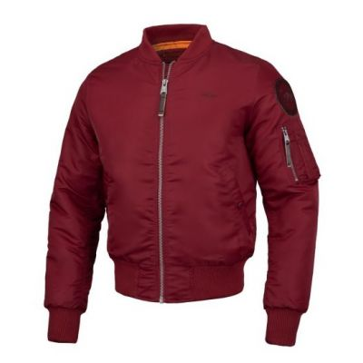 Kurtka jacket MA1 burgundy