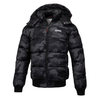 Kurtka padded hooded walpen